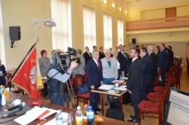 CZĘSTOCHOWA: I Sesja Rady Powiatu Częstochowskiego
