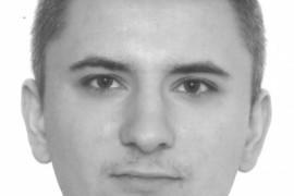 Zaginął 24-letni Krystian Kopeć